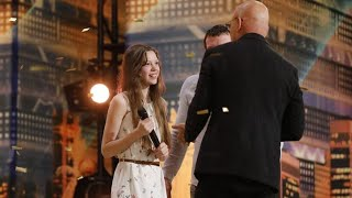 See 'America's Got Talent' Courtney Hadwin's Possessed 'Hard to Handle'