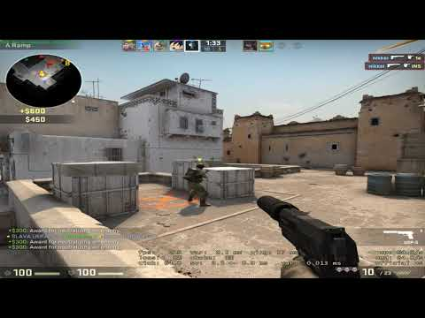 Counter-strike  Global Offensive | 4 hs usp