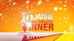 Das perfekte Dinner - 10 Jahre Dinner - Die Geburtstagswoche ab Montag den 07.03.