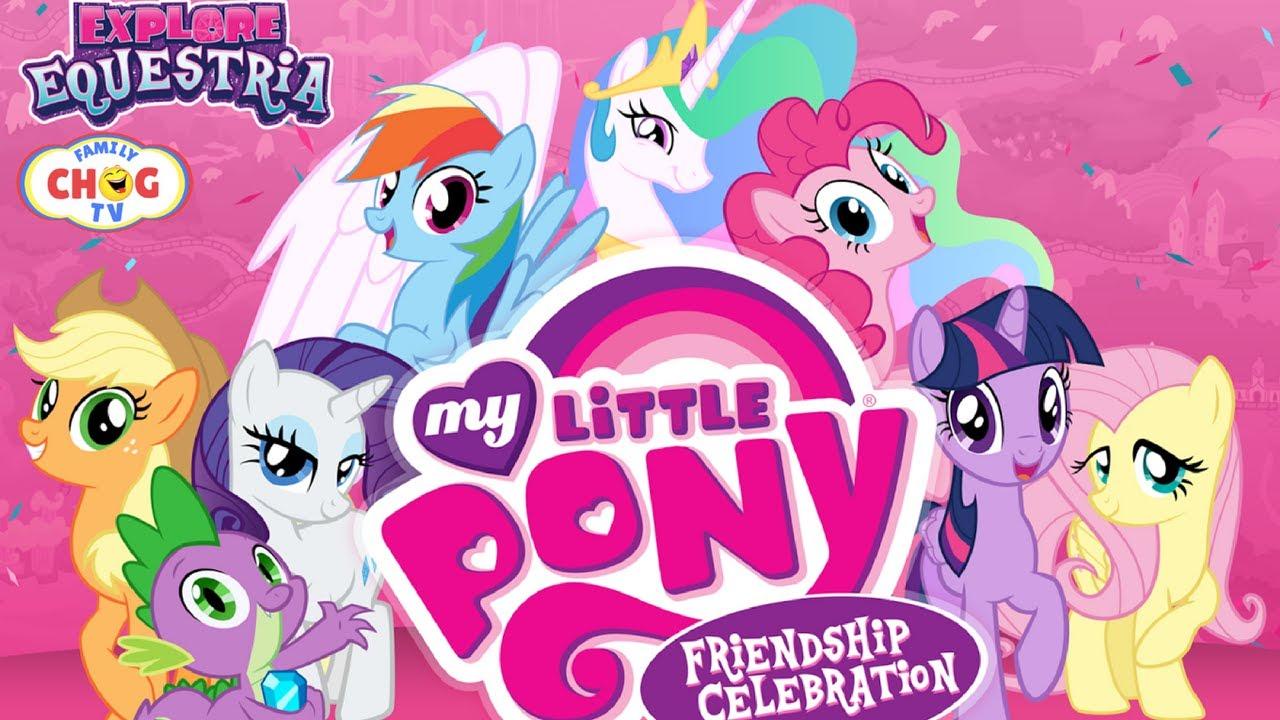 My little pony games porn