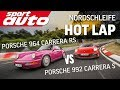 Porsche 964 RS vs. 992 Carrera S | Nordschleife | Hot Lap | sport auto | Supertest