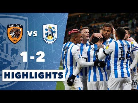 HIGHLIGHTS | Hull City 1-2 Huddersfield Town