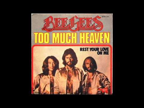 Bee Gees - Rest Your Love on Me - B Side 1978