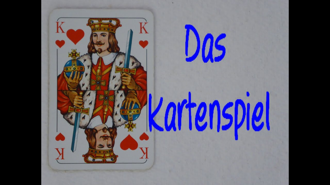 Kartenspiel As