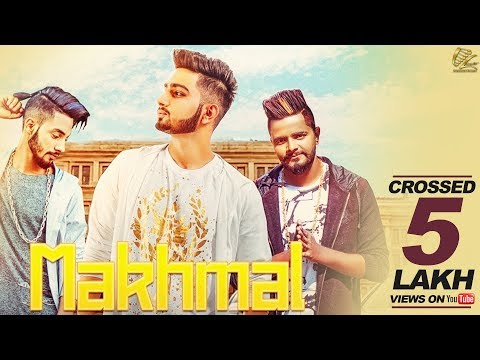 New Punjabi Song 2017  Makhmal  AJ Bhargav Feat Abhimax V Ren   Latest Punjabi Song 2017