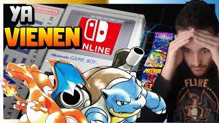 GAME BOY y GAME BOY COLOR llegarán a Nintendo Switch Online ¿Y un Nintendo DIRECT?   Café con Ancora