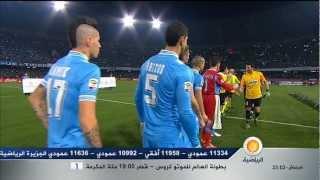 تقرير الجزيرة الرياضية : نابولي 1 - 1 يوفنتوس [1/3/2013]