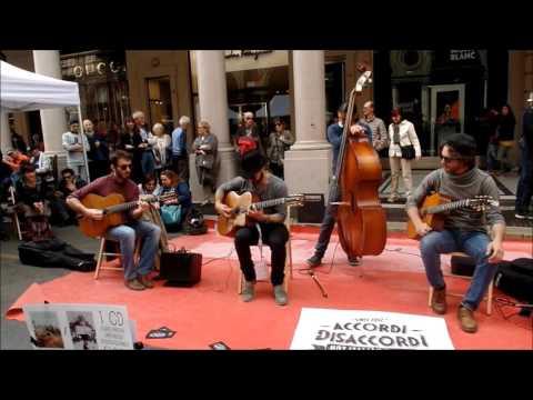 """""""Accordi-Disaccordi"""" hot italian swing Torino"""