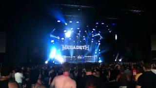 Megadeth - Trust @ Mayhem fest 2011 Camden