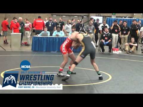 Highlight Reel | NCAA Division III Midwest Regional Wrestling Championships