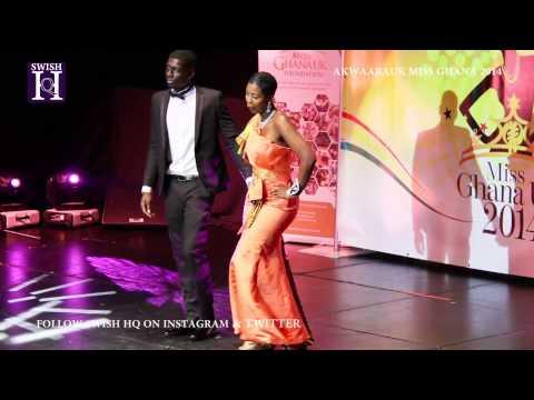 AKWAABAUK MISS GHANA UK 2014  FF @SWISHHQ