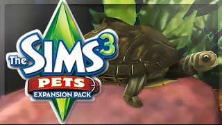 THE SIMS 3 PETS | Part 5 — TURT UP & Moving Day!