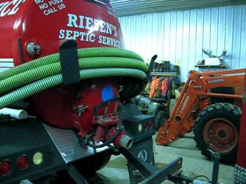 Septic Tank Pump Out Service in Mogadore