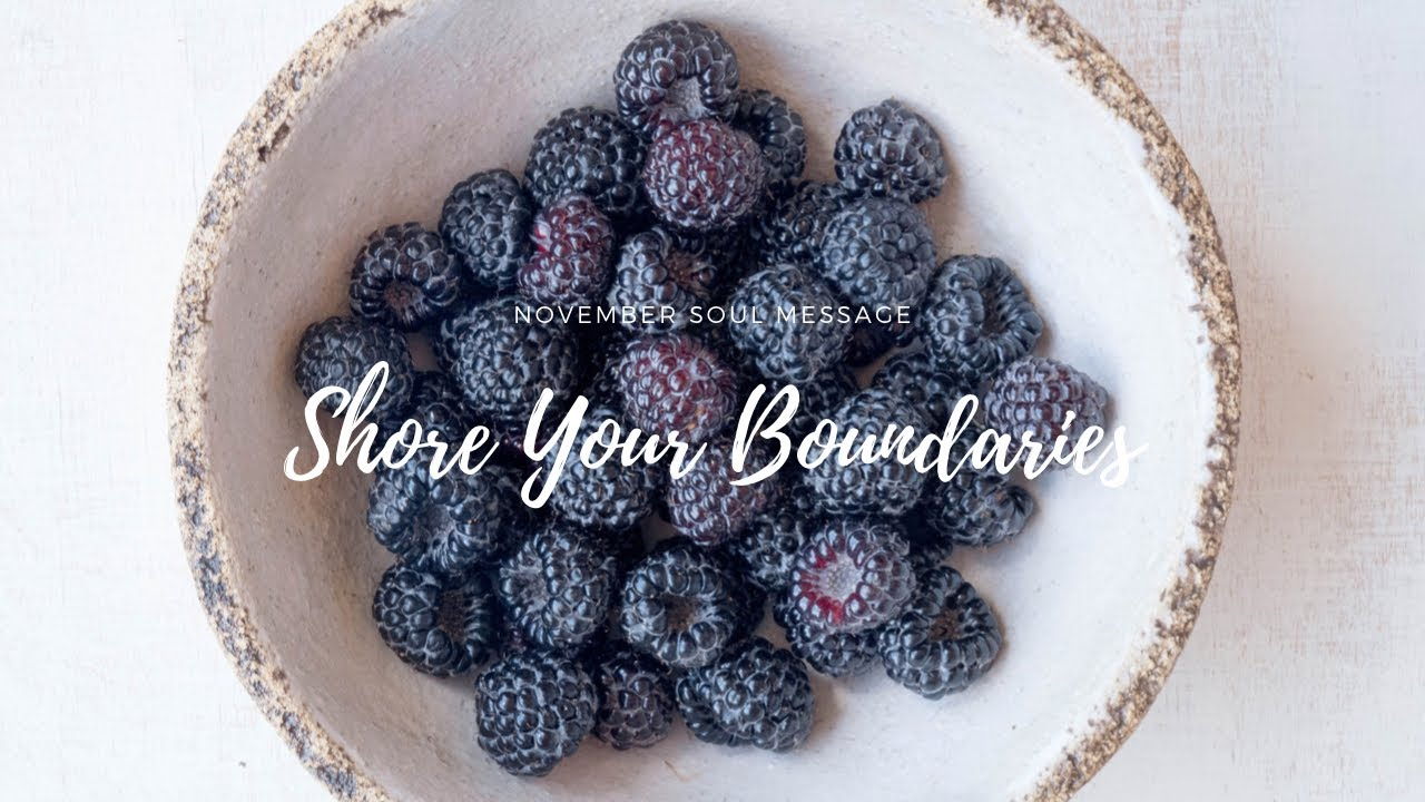 Shore Your Boundaries