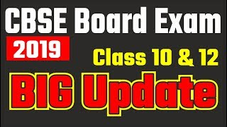 CBSE Class 12 Physics Paper Changed 2019
