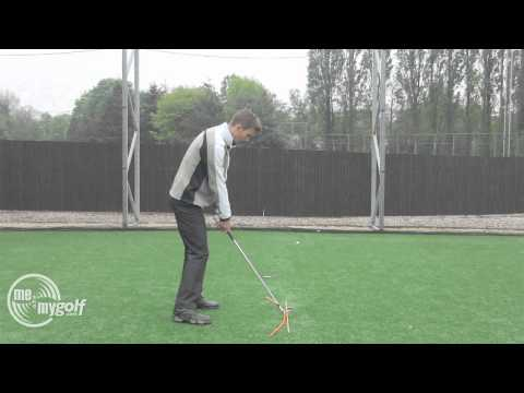 Swing The Golf Club on the Correct Arc!