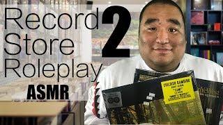 [ASMR] Record Store Roleplay 2   MattyTingles