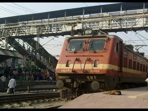 High speed WAP-4 compilation from all sheds across India at 110- 130 km/hr!!! Indian Railways _/\_ Travel Video