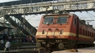 High speed WAP-4 compilation from all sheds across India at 110- 130 km/hr!!! Indian Railways _/\_