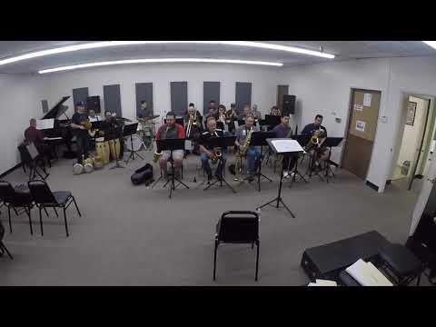 Tai Cha - Performed By The Latin Jazz Ambassadors Big Band