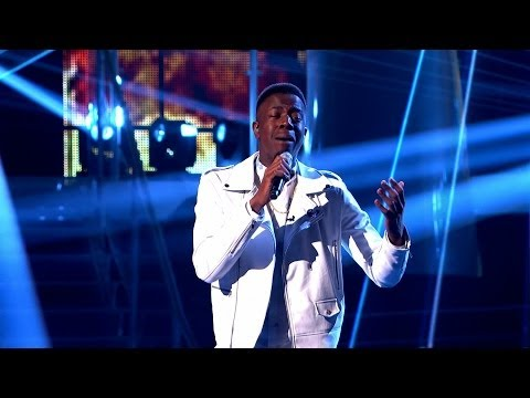 Jermain Jackman performs 'Wrecking Ball' - The Voice UK 2014: The Live Finals - BBC One