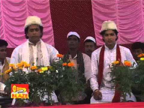 "Peer E Re Ghulam | Bengali ""Qawwali"" Video | Nasir Bakarar,Munna Azad |Blaze Audio Video"