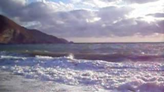 Potami beach Evia Greece 2009