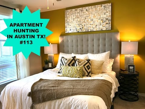 APARTMENT HUNTING IN AUSTIN, TX!!! #113
