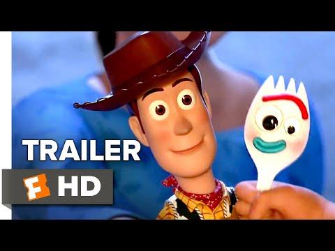 Trailer de Toy Stry 4 mostra crise de identidade de brinquedo