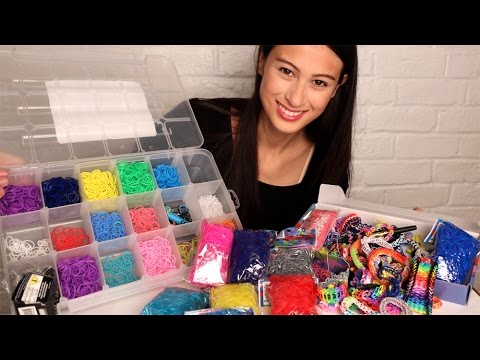 Loom Bands Collectie & Unboxing!