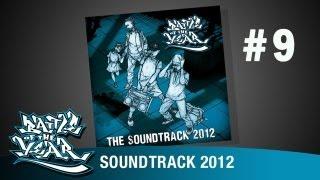 BOTY 2012 SOUNDTRACK - 09 - THE BEAT CRUSH - OCTAGON [BOTY TV]