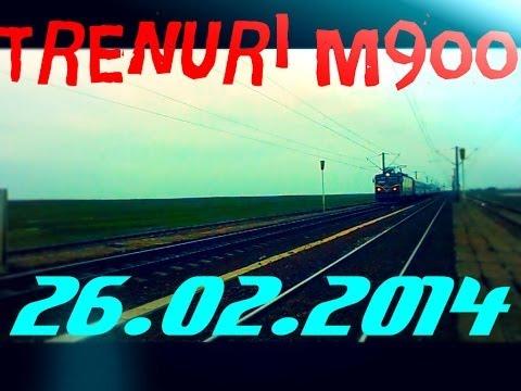 Trenuri M900 26.02.2014 By AdySoft