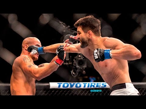 The FOX UFC crew thinks Carlos Condit won three rounds vs. Robbie Lawler