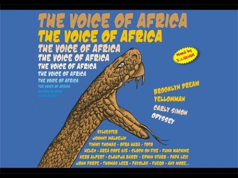 AFRO FUNKY - THE VOICE OF AFRICA (short version)