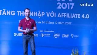 Tìm hiểu về Affiliate marketing 4.0 - CEO Nguyễn Trọng Thơ