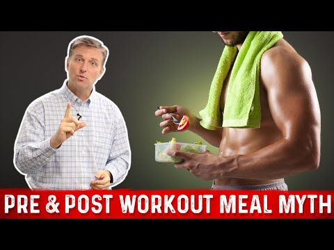 The Pre & Post Workout Meal Myth - MUST WATCH!