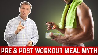 Protein for Weight Loss - The Pre & Post Workout Meal Myth - MUST WATCH!