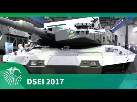 DSEI 2017: Active Defence Systems by Rheinmetall