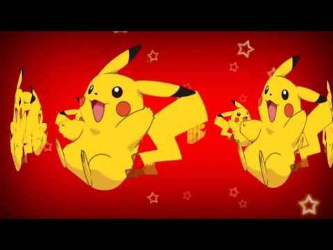 Pikachu Song With Lyrics!