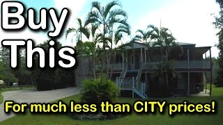 Decentralisation - The Key to Housing Affordability Outer City Lifestyle