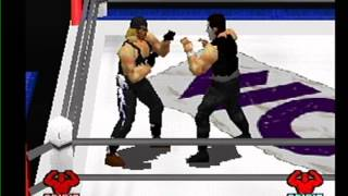 wcw vs the world roster and match hq ps1