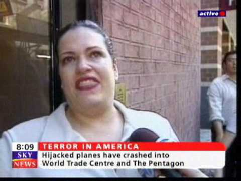 full report of world trade center destruction SkyNews