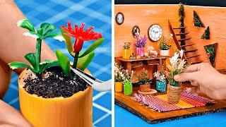 Cute Miniature Hacks And Crafts