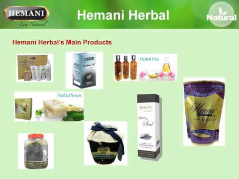 Hemani Natural and Herbal Products