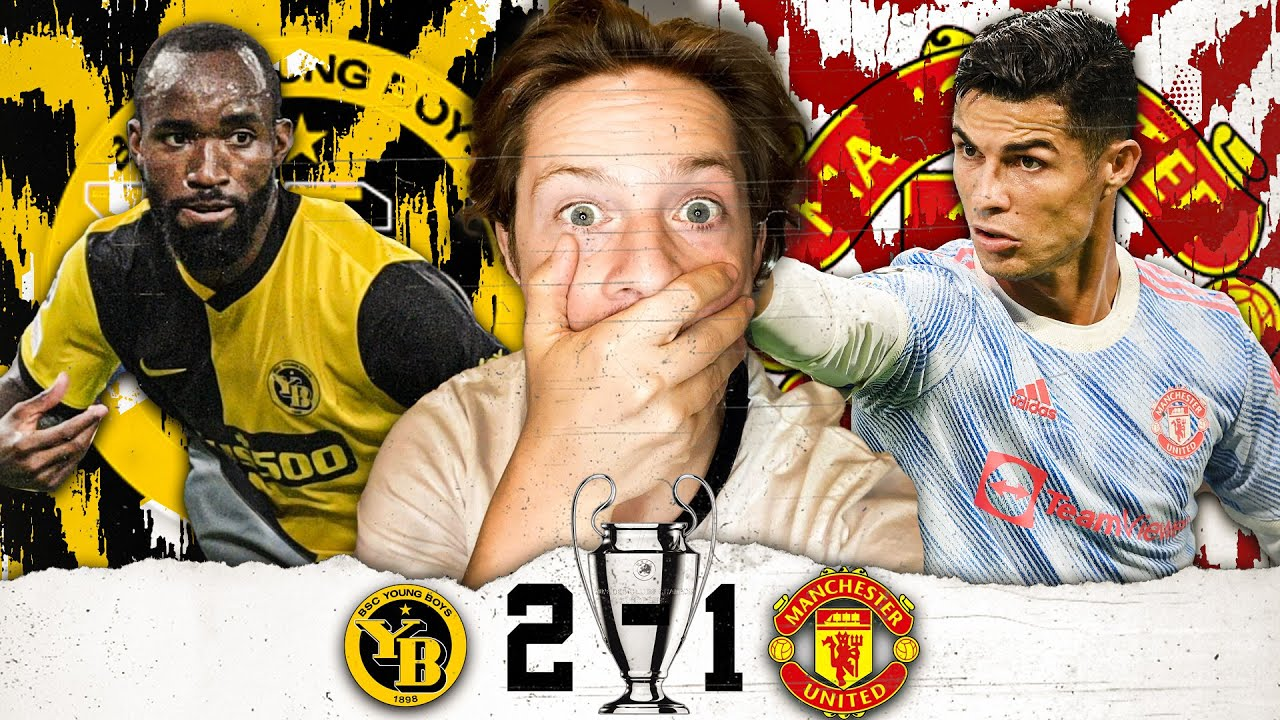 YOUNG BOYS 2-1 MANCHESTER UNITED! | SOLSKJAER GETS EVERYTHING WRONG!