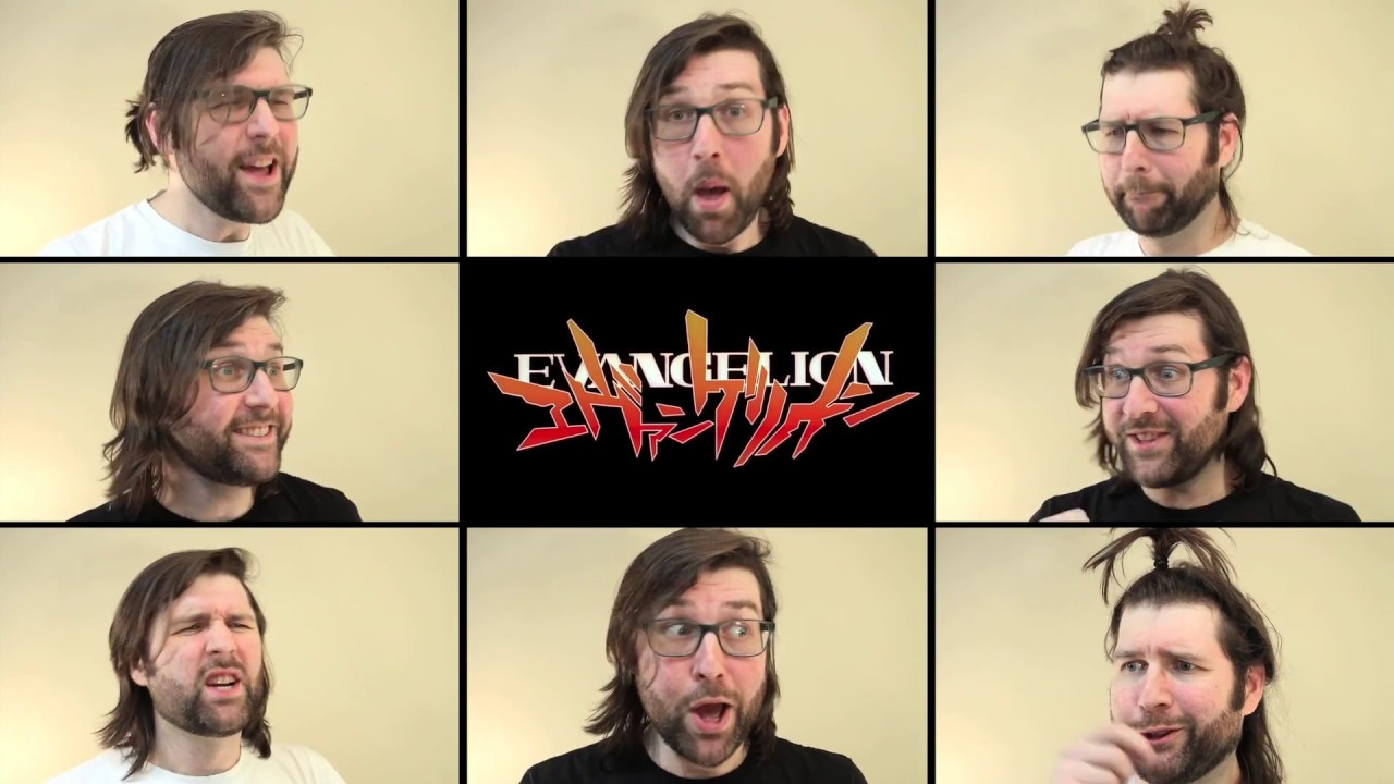 evangelion cruel angels thesis a cappella