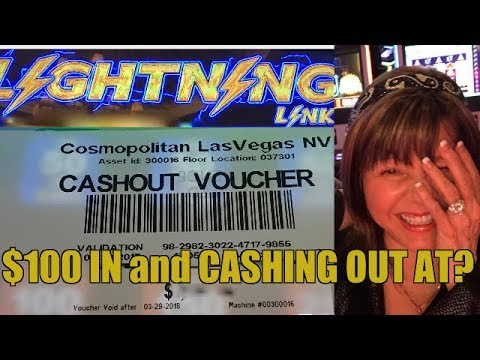 LIGHTNING LINK STRIKES AGAIN AND AGAIN! CASHING OUT AT?