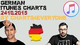 Deutsche/German Top 30 iTunes Charts 24. Oktober/October 2015
