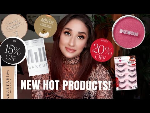 SEPHORA SUMMER SALE RECOMMENDATIONS + ABH LUMINOUS FOUNDATION REVIEW+DEMO thumbnail
