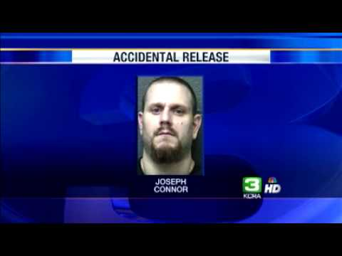 Yuba Inmate Accidentally Released